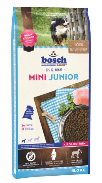 Bosch Mini Junior Hundefutter
